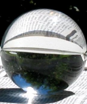 Boule de cristal ... Un autre moyen de se brancher en direct ! Mais ce n'est pas le seul !!!