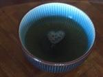 Dans un bol de thé d'armoise, un cœur est né !