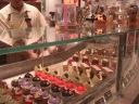Les pâtisseries de chef à Las Vegas, USA.