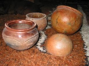 Plats culinaires de l'ethnie des Toucouleurs.