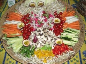 La beauté des légumes !