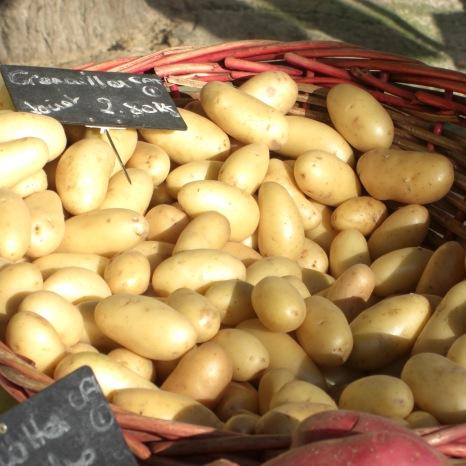 Patates du Loiret