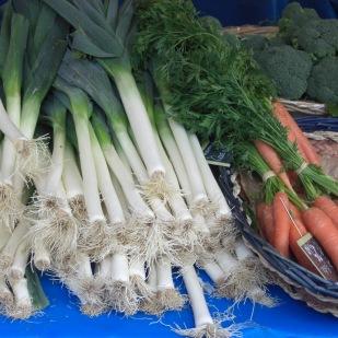 poireau-carotte