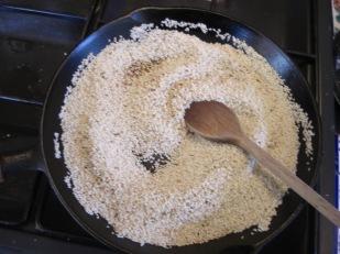 sesame grillé