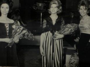 Eliette récompensée à Télé Luxembourg.